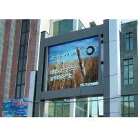 Wholesale P8 Big Screen LED TV For Video Display , Outdoor Advertising LED Display Screen from china suppliers