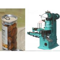 Wholesale High precision automatic Food Packaging Equipment / can sealing machine from china suppliers