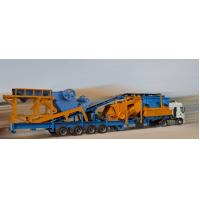 Flexible Mining Rock Crusher Mobile Crushing And Screening Plant