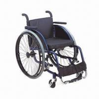 Wholesale Sports Wheelchair with Leisure, 66cm Length, 36mm Width and 61mm Height from china suppliers