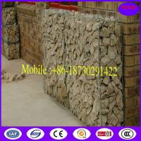 Wholesale Professional Manufacturer Gabion Box/Gabion Baskets/Gabion Mesh from china suppliers