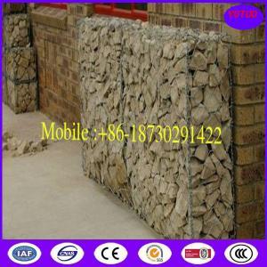 Wholesale Professional Manufacturer Gabion Box/Gabion Baskets/Gabion Mesh from china suppliers