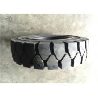 Wholesale Professional OEM  Industrial  rubber airless solid forklift tyre from china suppliers