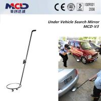 Wholesale Lightweight Telescopic Under Vehicle Inspection Mirror Used For Police / Army from china suppliers