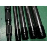 Wholesale Light Weight Custom Carbon Fiber Telescopic Pole / rod / pipe 10 meters from china suppliers