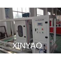 Wholesale Plastic PE Pipe Extrusion Line / Non scrap Chip less Automatic Cutting Machine from china suppliers