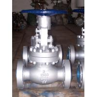 Wholesale 8 Inch BS 1873 Flanged Globe Valve Class1500 Full Port High Pressure from china suppliers