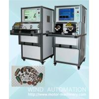 Wholesale Auto positioning car motor 23 slots Starter armature testing machine WIND-ATS-02 from china suppliers