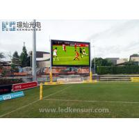Wholesale 2200CD P4.81mm MBI5020 led stadium display Full Color Waterproof Customized Size from china suppliers