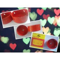 Wholesale Red Color 95mm M42 Bimetal Hole Saw 32mm Cutting Depth from china suppliers