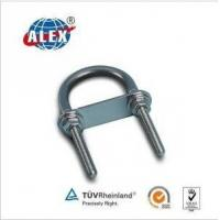 Wholesale Wholesale High Quality Galvanize U Bolt from china suppliers