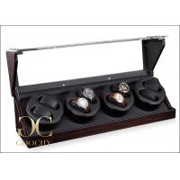 Wholesale Packaging Box Quad Watch Winder / Watch Winder And Storage Box  from china suppliers