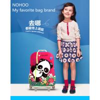 Wholesale 3D Cartoon Hard Shell Kids Suitcase , Kids Travel Luggage Outside Trolley from china suppliers