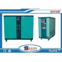Wholesale TS Super Precision Water Chiller Machine , 25HP R134A Packaged Chiller Unit from china suppliers