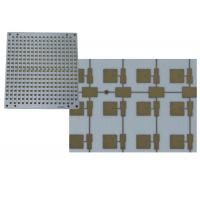 Wholesale Gold Plated 4 Layer Rogers Laminate Stack Up With FR4 Multilayer PCB Circuit Board from china suppliers