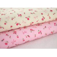 Wholesale Soft Floral Stretch Corduroy Fabric Cloth For Baby Children from china suppliers