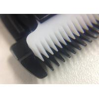 Quality Ceramic Moving Carbon Steel Blade Hair Clipper Cutting Blade 27 Teeth for sale