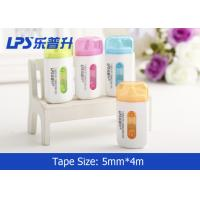 Quality Highlighter Cute Correction Tape Korean Cute Stationery lps OEM / ODM for sale