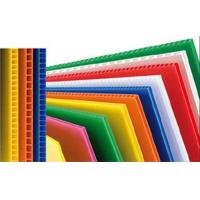 Wholesale PP Corrugated Plastic Sheet/PP Hollow Sheet/Colorful PP Corrugated Plastic Sheet from china suppliers