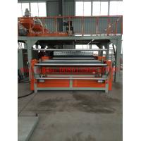 China Multi Layer PE Air Bubble Wrap Manufacturing Machine With Double Screw on sale