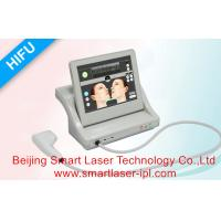 Wholesale No Downtime Ultherapy HIFU Machine For  Skin Lifting / Skin Tightening / Improving Appearance from china suppliers