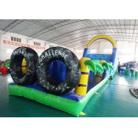 Wholesale Amusement Park Use Inflatable Circus, Inflatable Obstacle Challenges Game from china suppliers