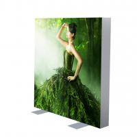 Buy cheap Advertising LED Light Box Backlit Frameless Led Fabric Light Reinforced from wholesalers