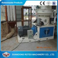 Wholesale Environmental Hay Hops Wood Pellet Machine , Wood Pelletizing Equipment from china suppliers