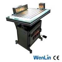 Wholesale Manual Plastic Pvc Sheet Welding Machine 3 Heads Welder adjustable Working pressure from china suppliers