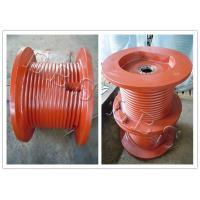 Wholesale D-DN19 Model Lebus Grooved Drum , Wire Rope Hoist Drum For Hoisting from china suppliers
