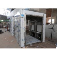 Stainless Steel Air Shower Passage / Tunnel With Microelectronics Control System