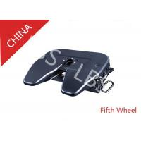 Quality Trailer Hitch Parts 3.5 Inch Fifth Wheel Plate For Heavy Duty Truck for sale