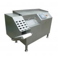Wholesale Vertical Electric Meat Dicing Machine Automatic Safety With PLC Control from china suppliers