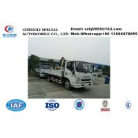 Wholesale 2017s new bottom price IVECO Yuejin 4*2 2000kg low speed cargo truck  for sale, HOT SALE! cheapest price YUEJIN pickup from china suppliers