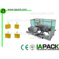 Wholesale Energy Saving Secondary Packaging Machine , Carton Box Packing Machine from china suppliers