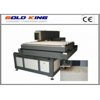 Wholesale Die board/wood/MDF single head laser cutting machine from china suppliers