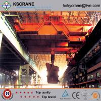 Quality Best Quality Steel Factory Double Girder Overhead Foundry Crane for sale