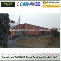Wholesale China Steel Structure Contractor For Structural Steel Fabrication And High-strength Steel Construction from china suppliers