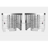 Buy cheap Intelligent Turnstile Full Height Turnstiles Entrance Control System from wholesalers