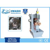 Wholesale Automatic Seam Welder Machine Stainless Steel Flange Arc Welding Machine from china suppliers