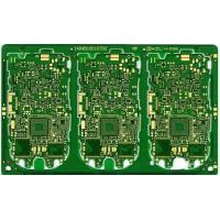 Wholesale FR4 4 / 6 layer PCB HDI Copper PC Board With ENIG Finish For Mobiles from china suppliers