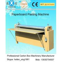 BJ Series Of Gum Mounting Machine Automatic Carton Stapler For Corrugated Paperboad