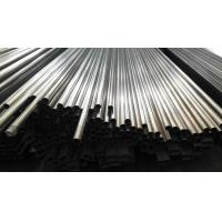 Wholesale 800 Grit Mirror Polished Round Cold Drawn Stainless Steel Seamless Tubing 316L from china suppliers