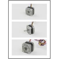 Wholesale 35 mm Unipolar / Bipolar Two Phase Stepper Motor , CNC Stepping Motor from china suppliers
