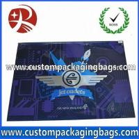 Wholesale Composite Plastic Zipper Bags Aluminum Foil For Shopping from china suppliers