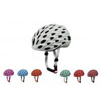 Wholesale PC Shell Teenager Sport Bike Helmets For Men / Women , Adult Bike Helmets from china suppliers