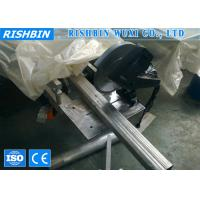 Buy cheap Round Portable Downspout Roll Forming Machine from wholesalers