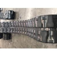 Wholesale Excavator HITACHI ZX85US EX60 LC.5 TB285 Rubber Track 450*81*78N from china suppliers