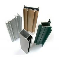 Wholesale Chemical / Mechanical Polished Aluminum Window Extrusion Profiles For Architectural from china suppliers