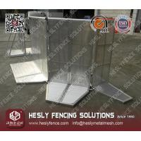 Wholesale 90 degree Crowd Control Barriers from china suppliers
